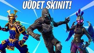 "ROAD TRIP SKINI ANNOUNCED! -New Secret Skins! -""Fortnite News"" English"