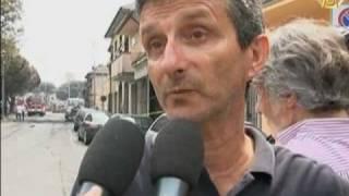 В Италии взорвался поезд с газом