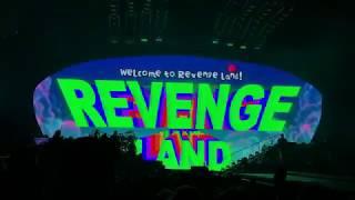Baixar Pink - Revenge Land animation - P!NK Beautiful Trauma Tour - Indianapolis March 17, 2018
