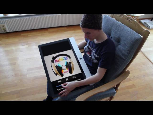Ipad 2 Big Screen Review The Awesomer