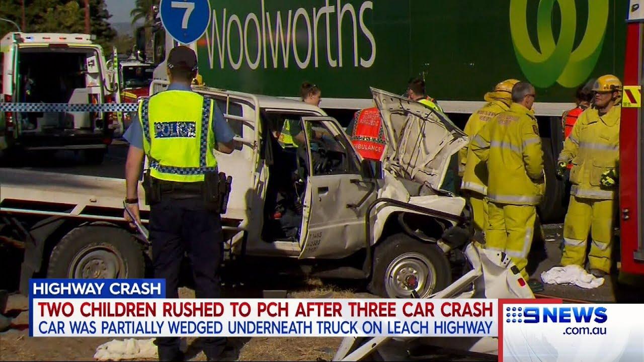 Perth Traffic Accident News