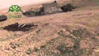 Syria War - The overrun of Battalion 559 [Final Cut] | 22.03.2014 | Syrian Civil War 2014