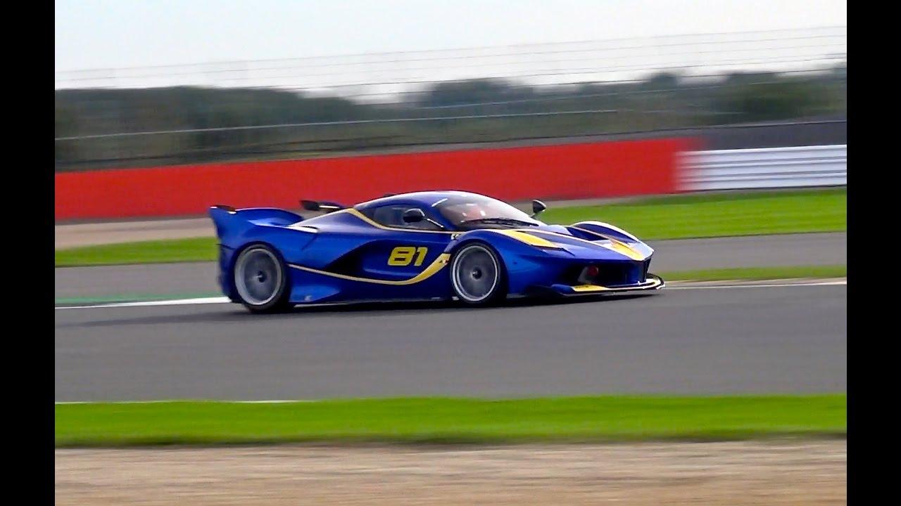 Ferrari FXXK | ULTIMATE PURE SOUNDS on Track!