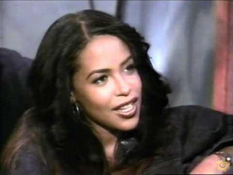 rare aaliyah interview pt 1 youtube