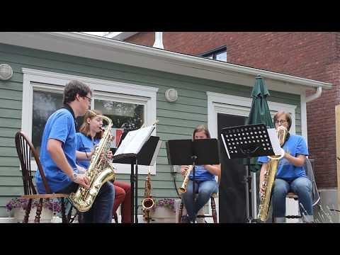 M(Adele)y - Encore Sax Quartet