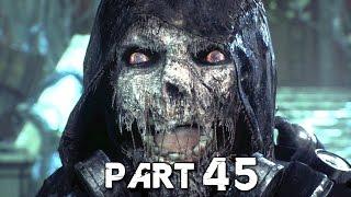 Batman Arkham Knight Walkthrough Gameplay Part 45 - Under Atta…