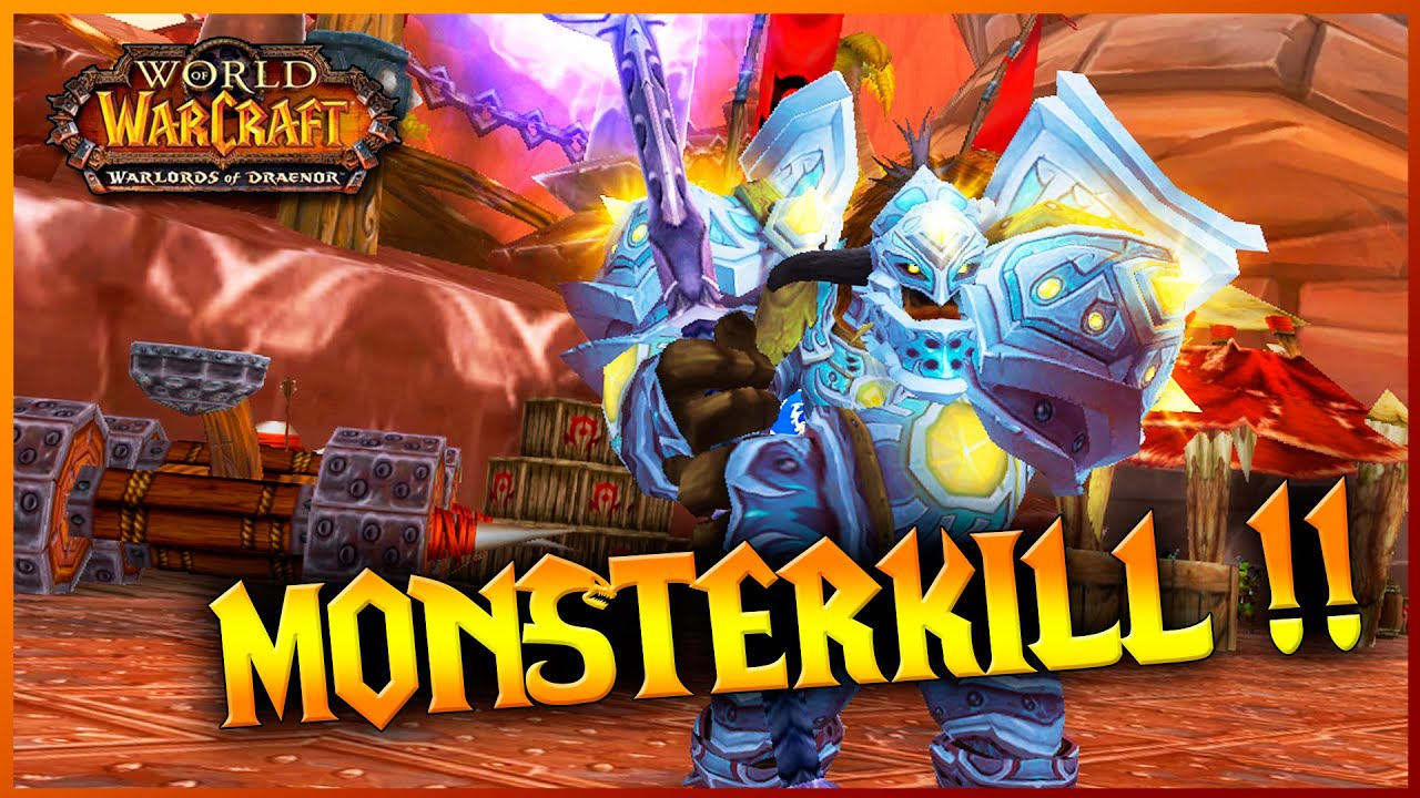 monsterkill bg con palad n dps wow wod 6 0 3 youtube. Black Bedroom Furniture Sets. Home Design Ideas