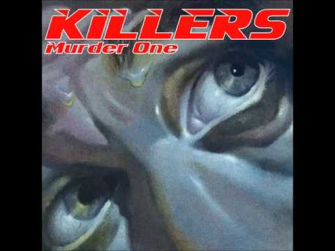 Killers - Murder One (1992) [Full Album Remastered 2013]