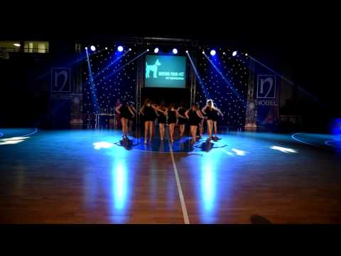 Ruby Blue // Jazz Dance // Dance Masters Gala Night 2016