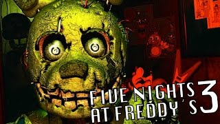 FIVE NIGHTS AT FREDDY'S 3 - JuegaGerman
