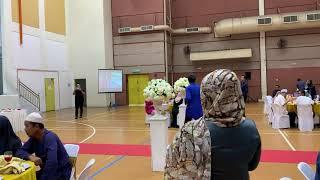 "The Best Zapin Lambak Flashmob : DANSAWARSA ""Zapin Beradat"""
