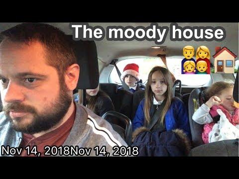 The moody household | #stevesfamilyvlogs #dailyvlog