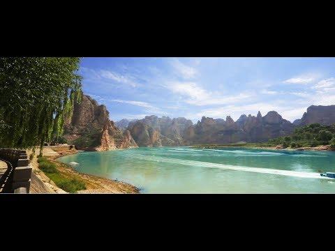 Gansu - Yellow river and the charming Yongjing county