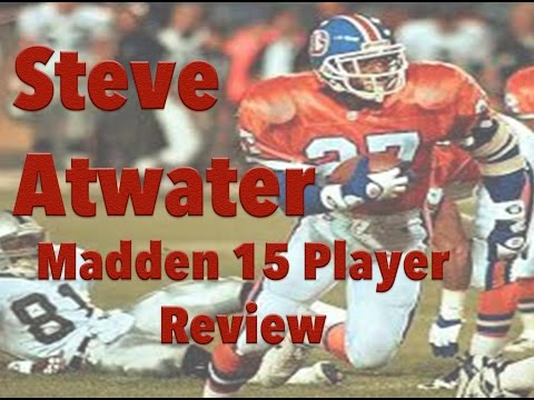 Steve Atwater 97 overall review in Madden Ultimate Team 15