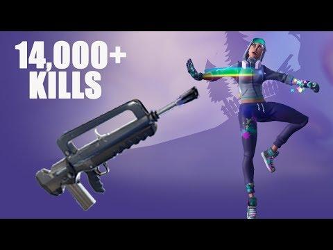 STAR POWER! New Burst Rifle! Best Sniper on Youtube!! [PC Player]