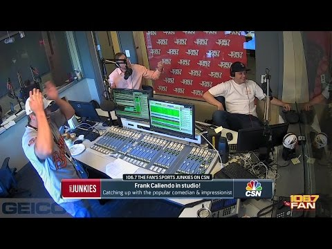 Frank Caliendo: Dueling Barkley's with Danny Rouhier