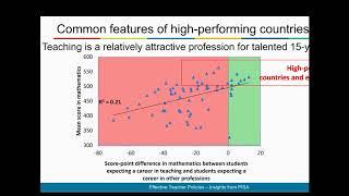 PISA Q&A Webinar -  Effective Teacher Policies   Insights from PISA thumbnail