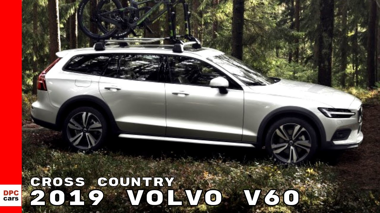 2019 volvo v60 cross country youtube. Black Bedroom Furniture Sets. Home Design Ideas