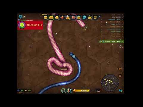 Little Big Snake Прямая трансляция любимой игры Мишки ...