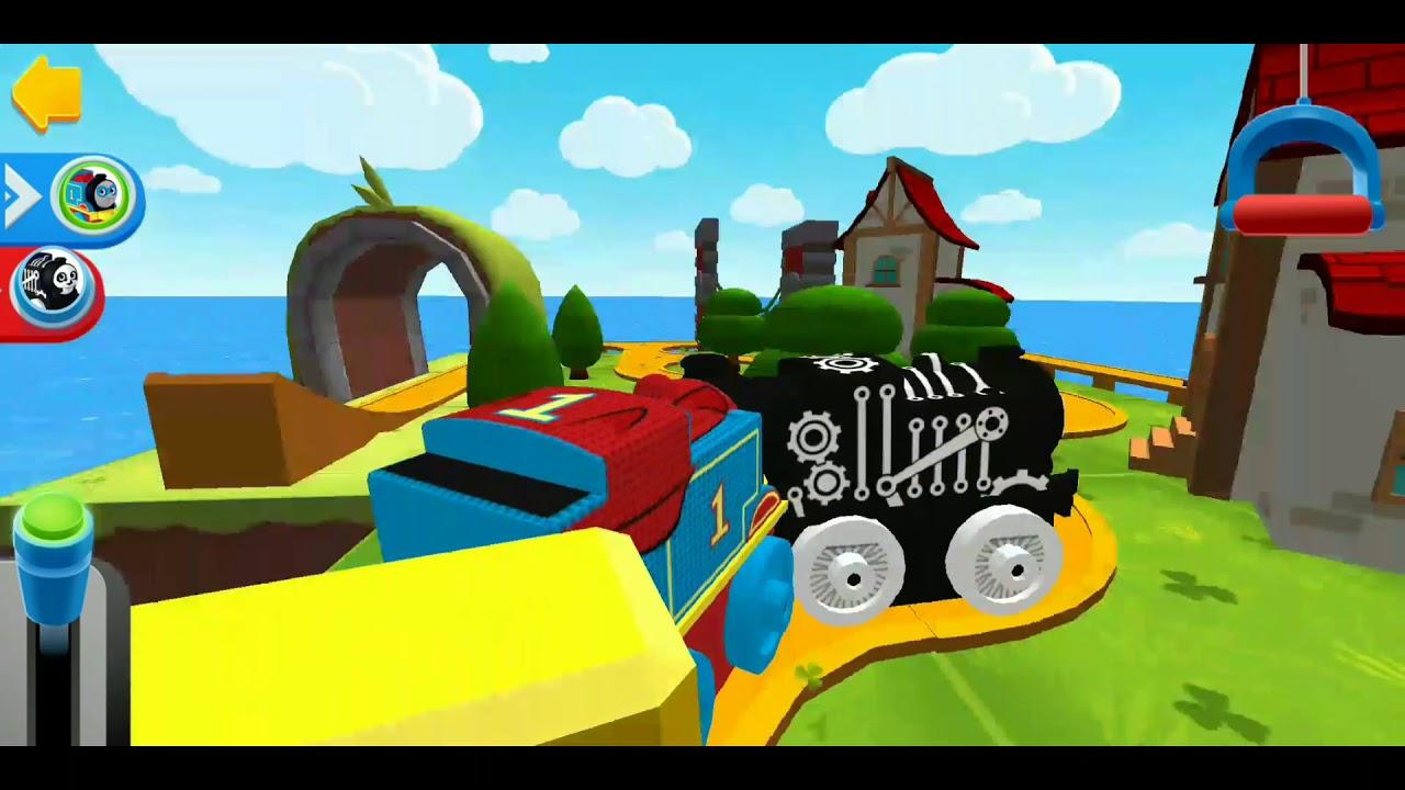 Game Thomas and friends - Mini Thomas part 1