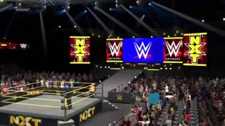 (WWE 2k15) WWE Custom Entrance with Original Music