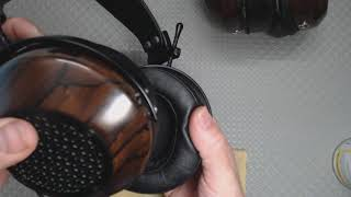 ZMF - General Cleaning the wood cups and gimbals
