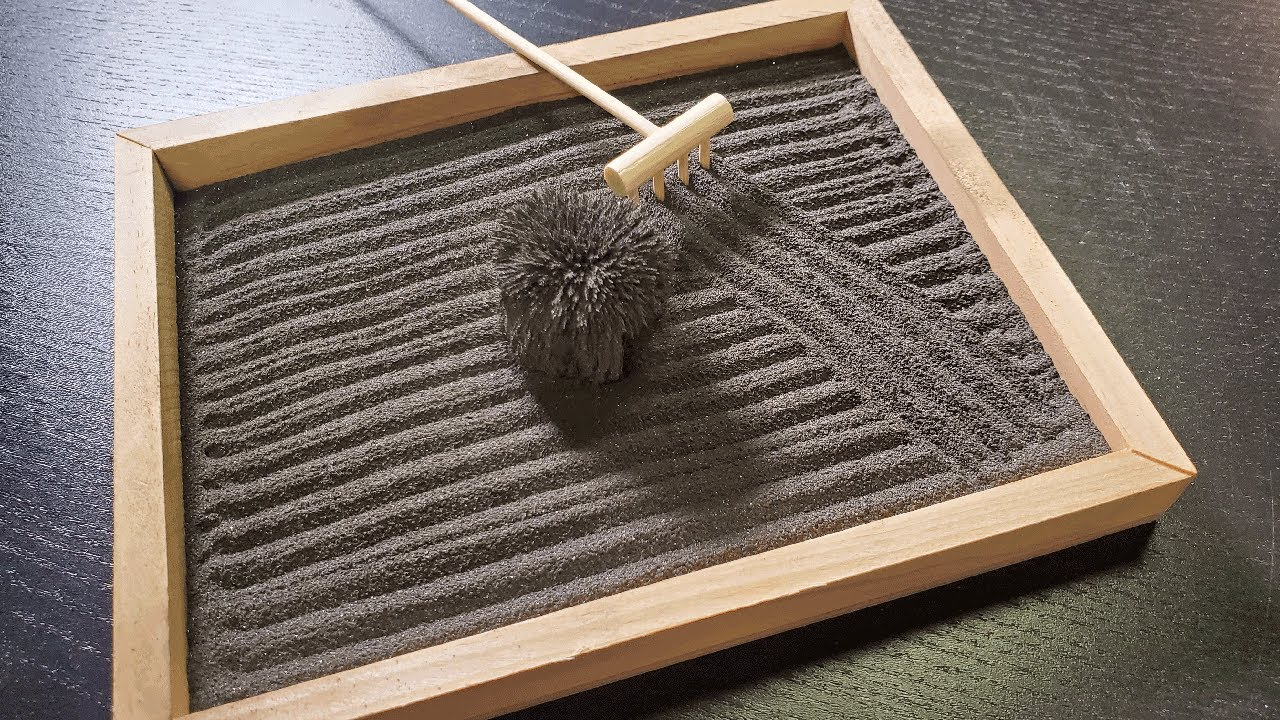 Magnetic Zen Garden #shorts
