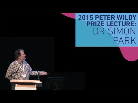 Dr Simon Park: 'Exploring the invisible: Adventures in microbiology and art'