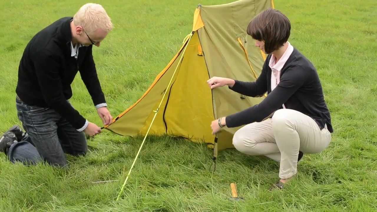 adac camping collection 70200 2 personen minizelt aufbauanleitung youtube. Black Bedroom Furniture Sets. Home Design Ideas