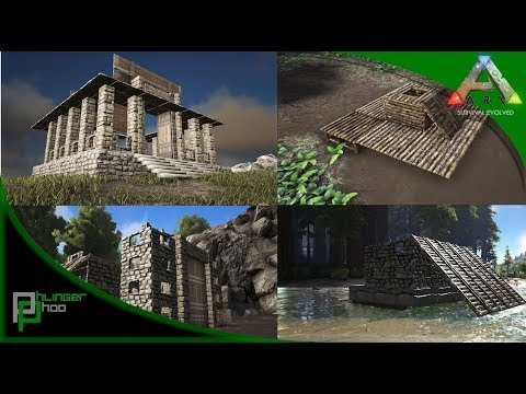Ark Survival Evolved! Which Taming Pen to use and when!