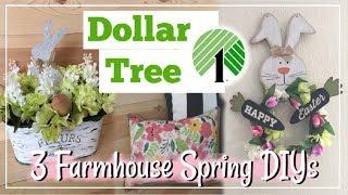 Dollar Tree DIY Spring & Easter Farmhouse Decor | Momma From Scratch
