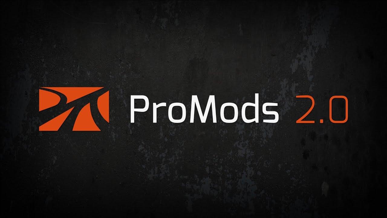 ETS2 v1.22] ProMods v2.0 *Autobahn A2* *Testdrive Part4* - YouTube