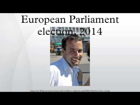 European Parliament election, 2014