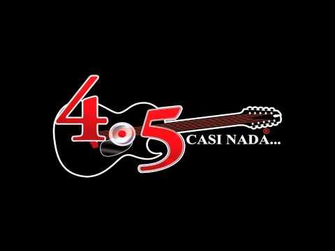 Angel De Dia Demonio De Noche (4.5 Casi Nada -2014)