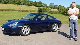 Porsche 911 996 in-depth review - see why it's the ultimate sports car bargain!