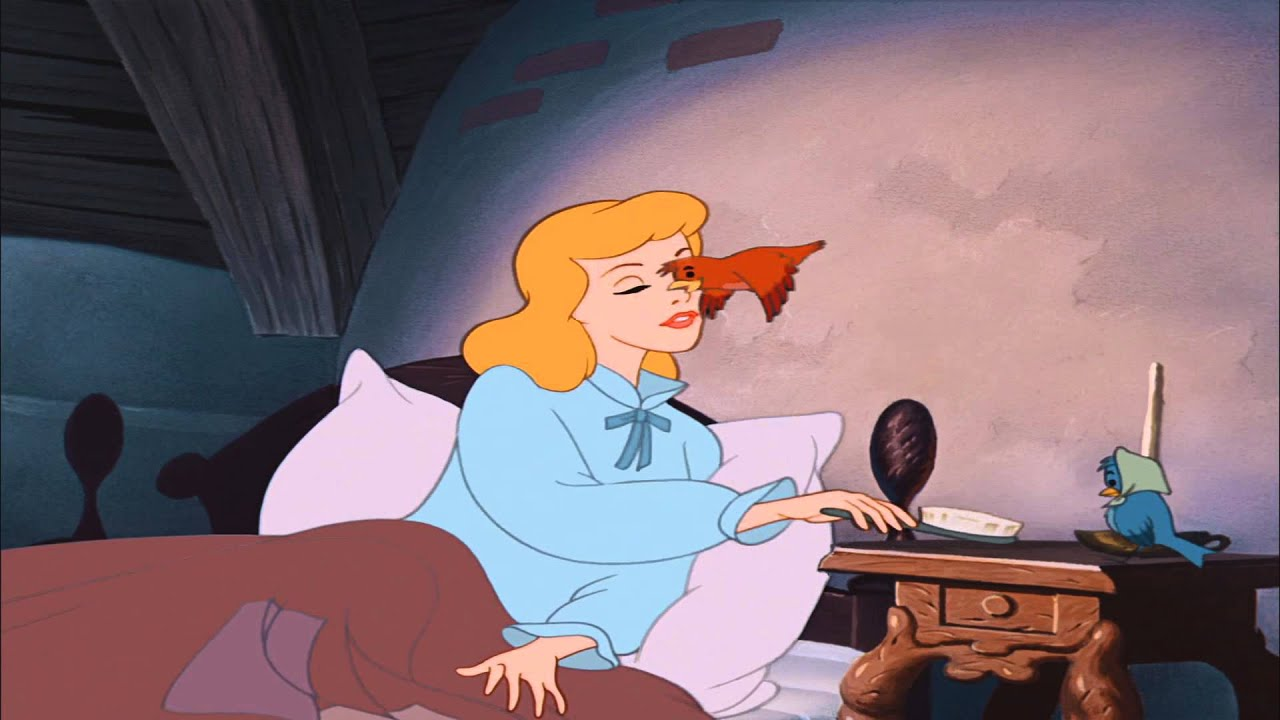 Cinderella (Walt Disney) - A Dream is a wish your heart ... A Dream Is A Wish Your Heart Makes Hd