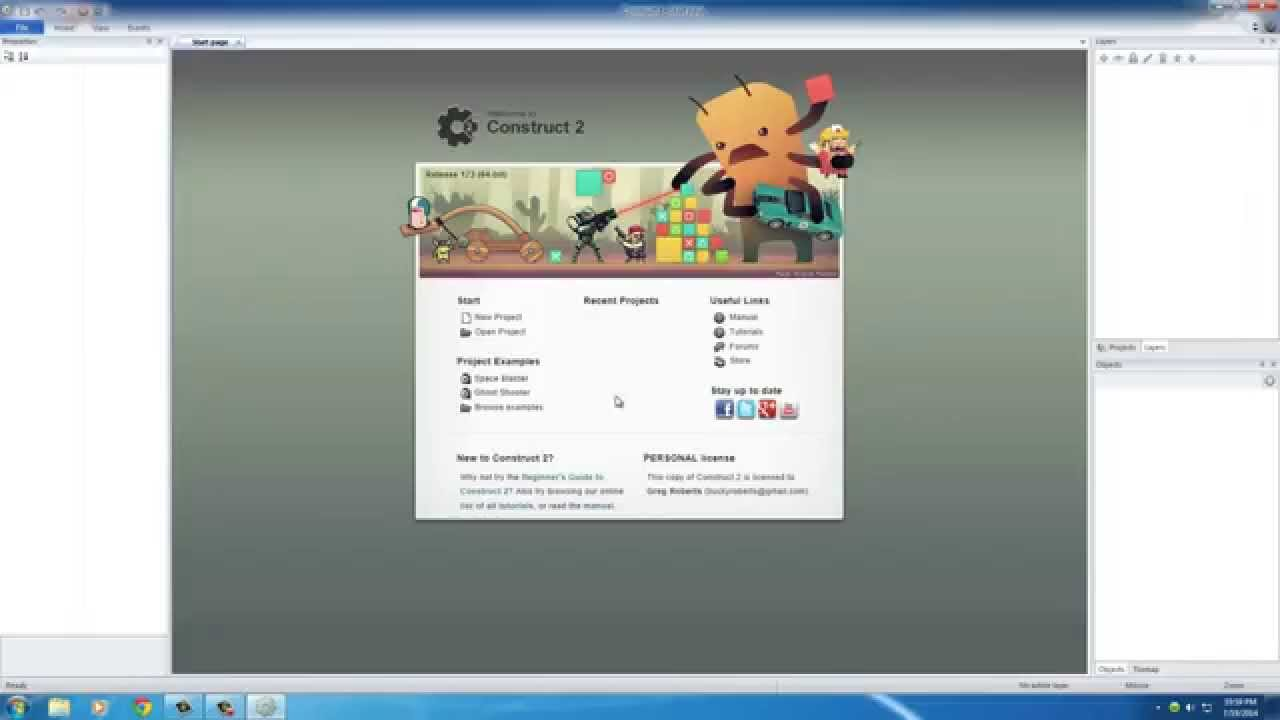 Construct 2 background image - Game Development W Construct 2 Tutorial 2 Creating Background Textures Youtube