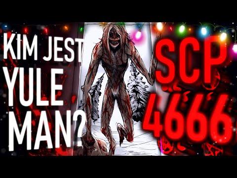 ON przyjdzie po ciebie w te święta... | Kim jest YULE MAN? | Analiza SCP-4666 [SKiP]