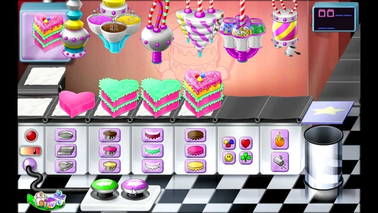 Barbie Cream Cake Games