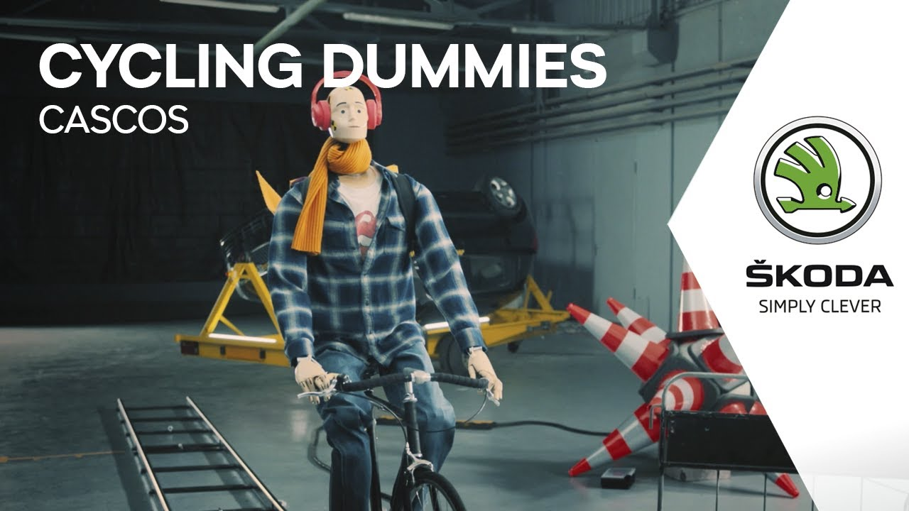 Cycling dummies   Cascos