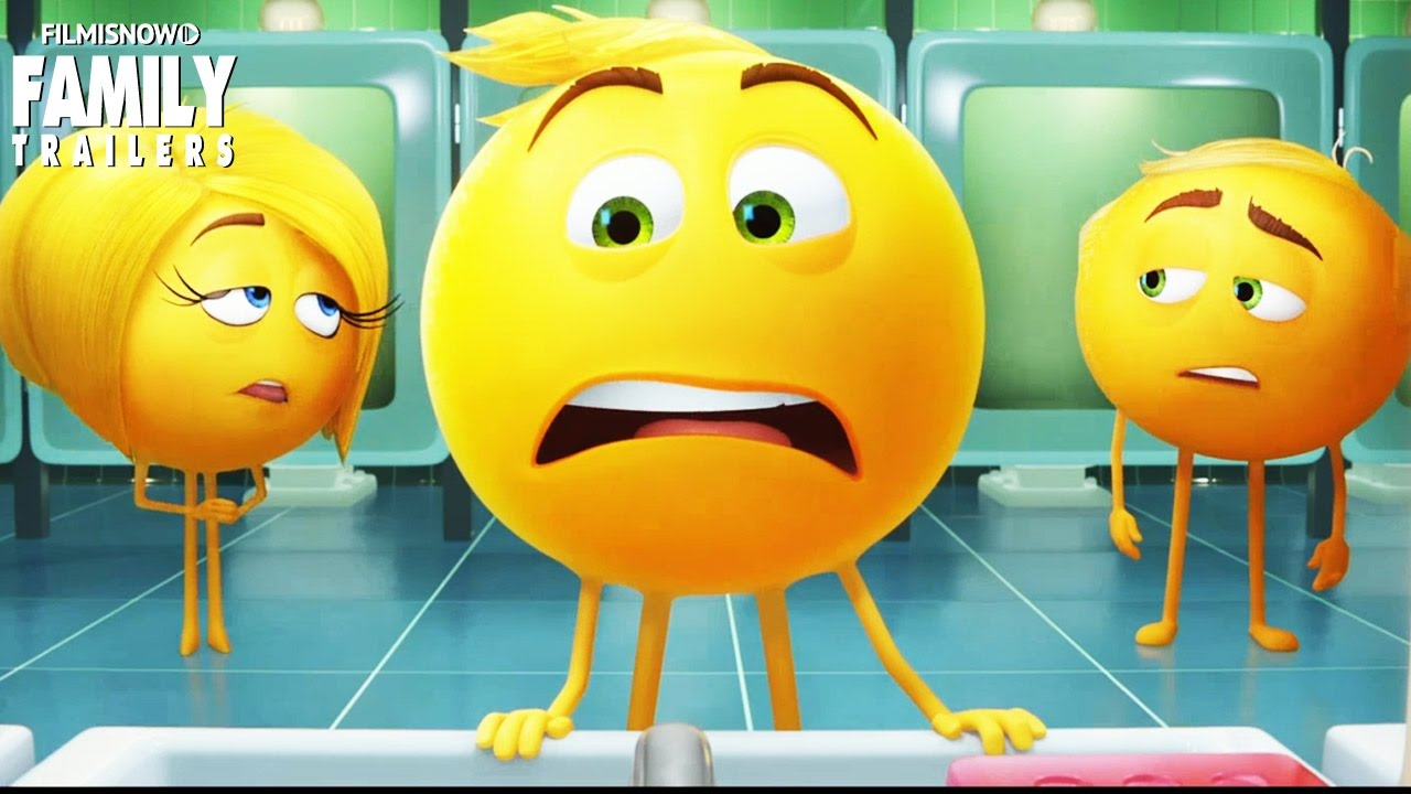 the emoji movie all new trailer for the animated family movie