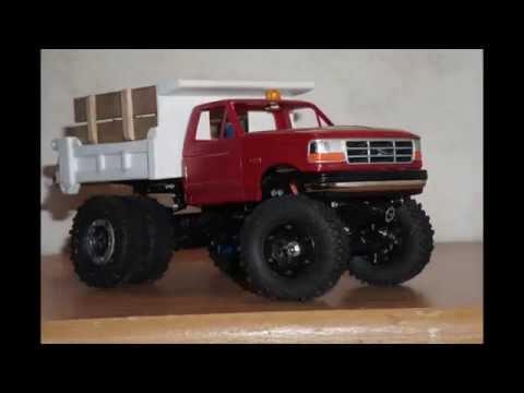 Scale Truck Custom Build