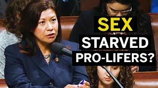 Democrat Calls Republican Colleagues 'Sex Starved'