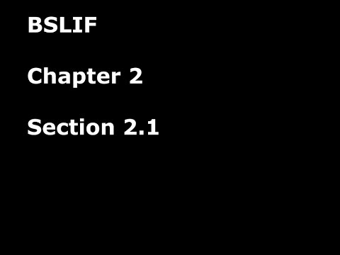 4. Ch. 2, Section 2.1. Introduction to Logic, Philosophy 10, UC San Diego - BSLIF