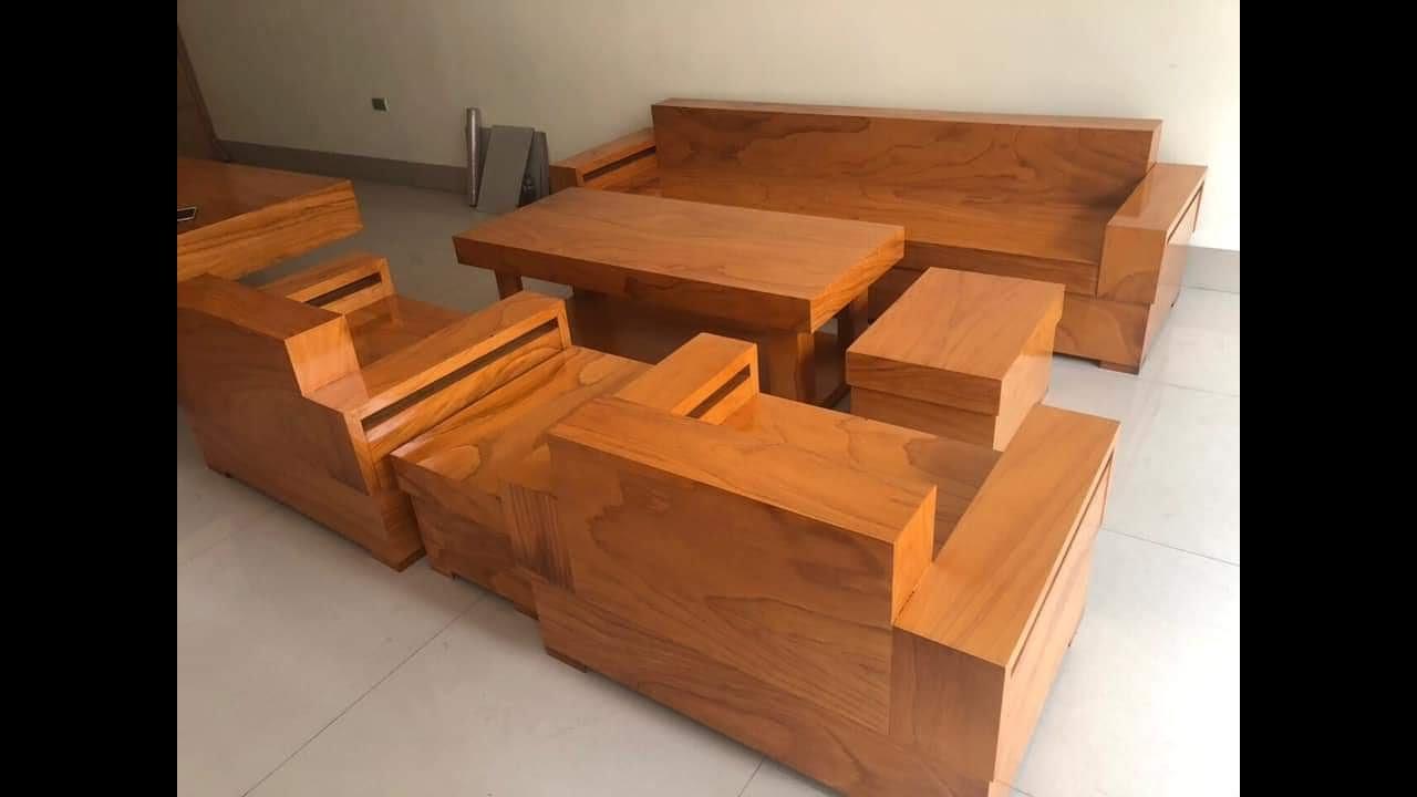 Bàn ghế phòng khách | Bàn ghế Sofa phòng khách đẹp giá rẻ