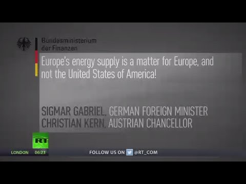 Germany, Austria warn US against imposing new sanctions on Russia