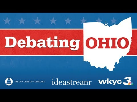 Debating Ohio: Democratic Candidates for Governor