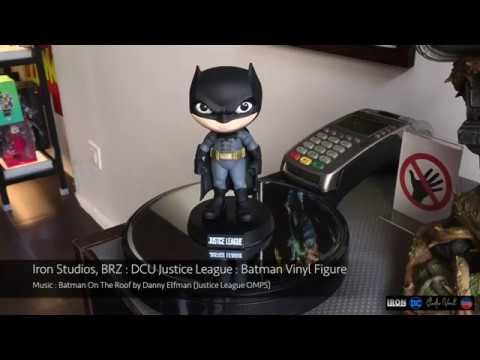 Iron Studios Brz Justice League Batman Mini Co Vinyl Figure
