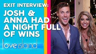 Exclusive: Anna and Josh reflect on their win | Love Island Australia 2019