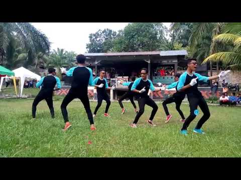 Anak joget bagan star (AJBS) Bagan siapiapi